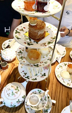 Afternoon Tea Devon | Cream Teas From £7 50 pp | Le Frog