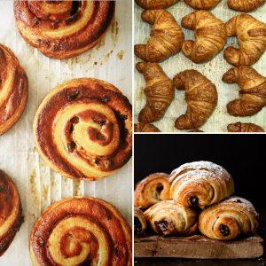Pastries & Breakfast Items