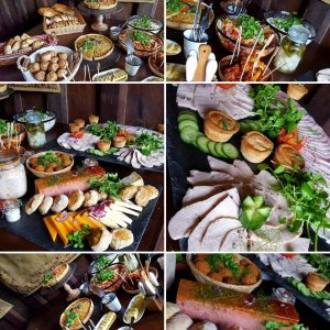 Made to Order Buffets